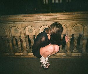 girl and heels image