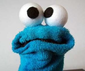 azul, come-come, and cute image