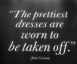 dress, quote, and pretty image