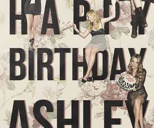 ashley benson, happy birthday, and pll image