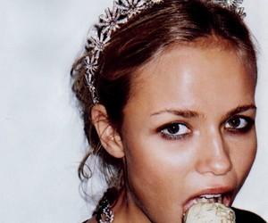 blonde, ice cream, and Natasha Poly image
