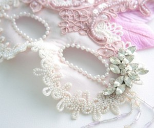 mask, pink, and pretty image