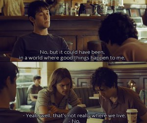 500 Days of Summer, subtitles, and quote image