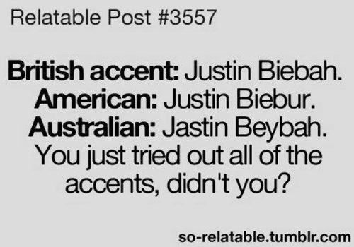 Image result for american accents funny