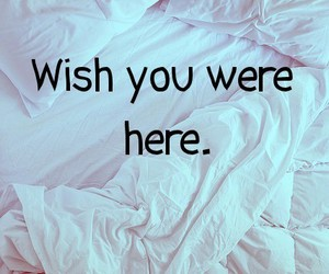 wish, love, and bed image