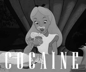alice, drugs, and suck image