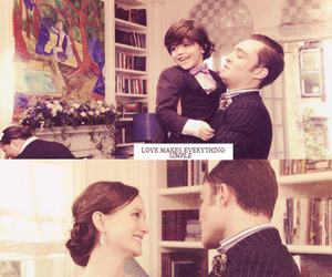 blair, chuck, and henry image
