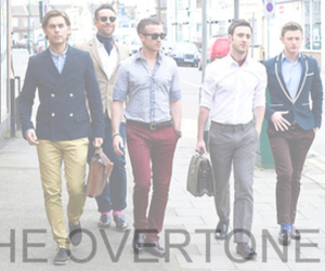 overtones and the overtones image