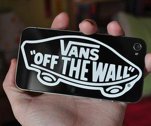vans, iphone, and tumblr image
