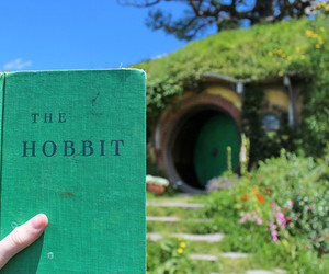 book, hd, and hobbit image