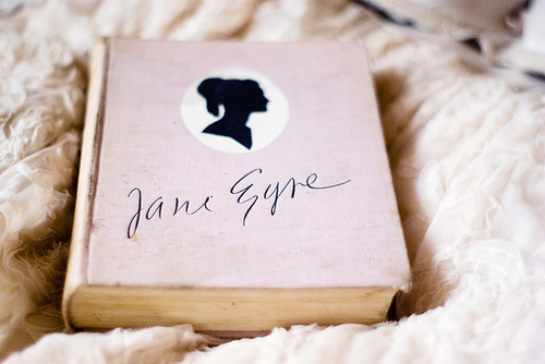 book, jane eyre, and literature image