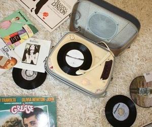 vintage, music, and vinyl image
