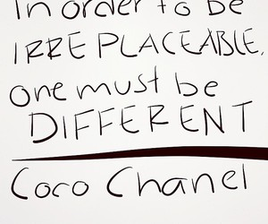 chanel, coco chanel, and phrases image