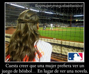 baseball, game, and woman image
