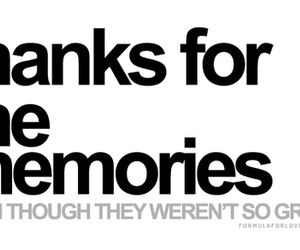 memories, fall out boy, and thanks for the memories image