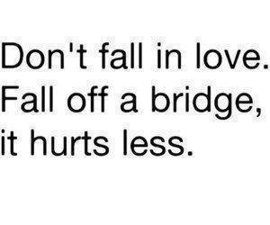 bridge, care, and laugh image