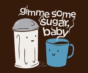 sugar, cute, and baby image