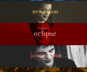 twilight, edward cullen, and eclipse image