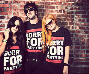 jack barakat and sorry for partying image