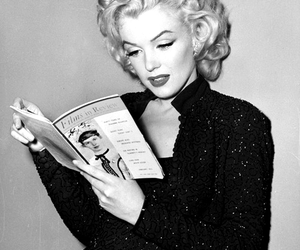 marylin, beauty, and cool image
