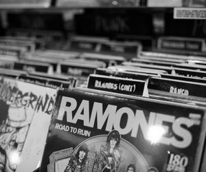 ramones, music, and rock image