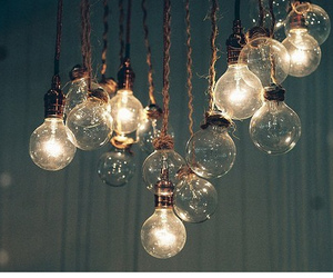 light and vintage image