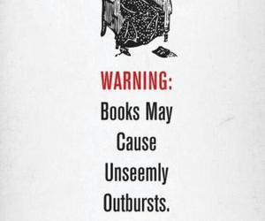 books, OMG, and true outbursts image