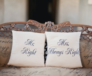 mr, mrs, and Right image