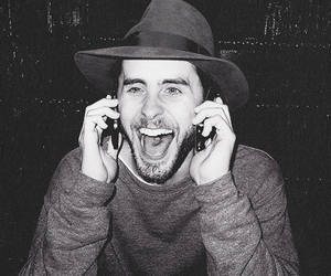 jared leto, jared, and smile image