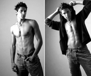 abs, alex meraz, and hot guy image