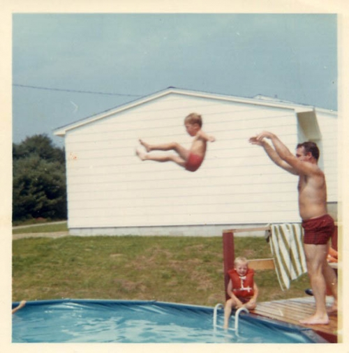 kids, polaroid, and summer image
