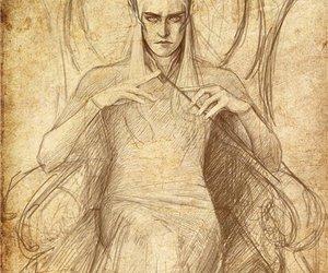 thranduil, thranduil lotr, and the elvenking image