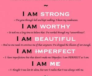 strong, quote, and woman image