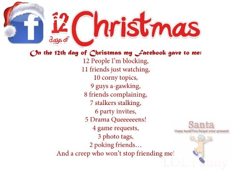 and yet another 12 days on we heart it - 12 Redneck Days Of Christmas Lyrics