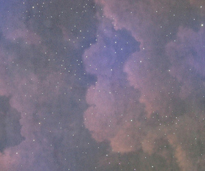 cloud, sky, and star image