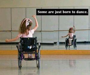 born, true, and dance image