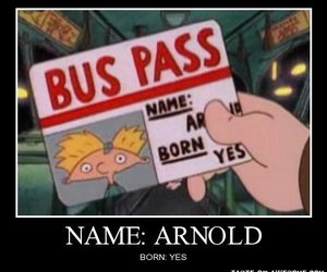 arnold, troll, and born: yes image