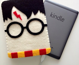harry potter and kindle image