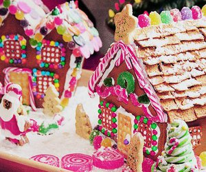 christmas, sweet, and candy image