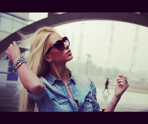 girl, fashion, and beautiful image