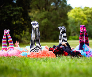 friends and socks image
