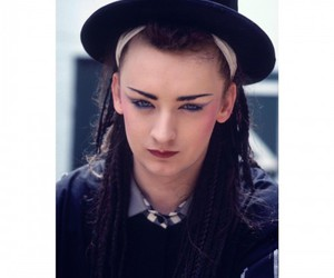80s, boy george, and culture image