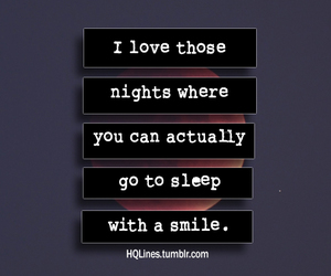 smile, love, and sleep image