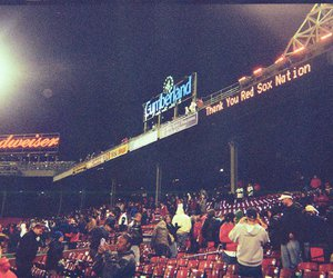 fenway park and red sox nation image