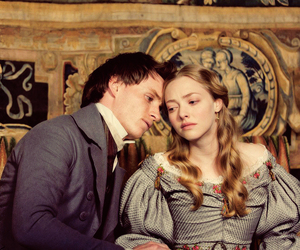 les miserables, amanda seyfried, and cosette image