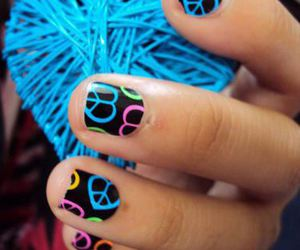 nails and peace image