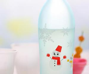 drink, cute, and christmas image