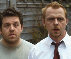 actors, movies, and nick frost image