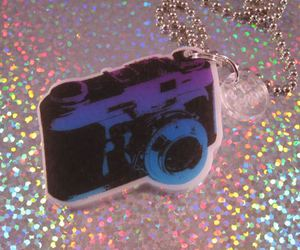 camera and sparkle image