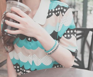 accessories, beautiful, and beverage image